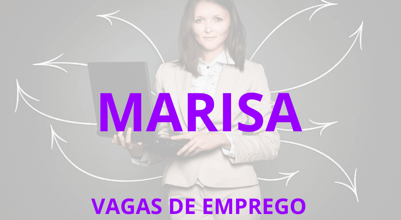 Vagas de Emprego Marisa