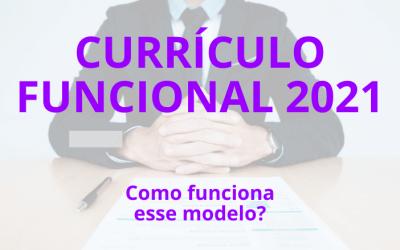 Alcance seu emprego com o currículo funcional 2021!